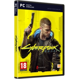 CyberPunk 2077 - Day One Edition PC - Oferta Steelbook