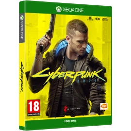 CyberPunk 2077 - Day One Edition Xbox One