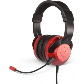 Headset PowerA Gaming Fusion Wired - Crimson