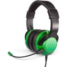 Headset PowerA Gaming Fusion Wired - Emerald