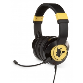 Headset PowerA Gaming Fusion Wired - Pikachu Silhoute