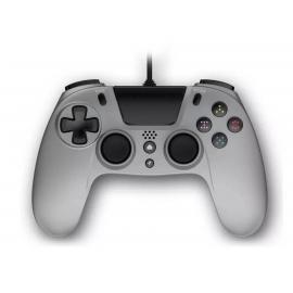 Comando Gioteck VX-4 Wired PS4 - Titanium