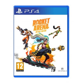 Rocket Arena: Mythic Edition PS4 - Oferta DLC