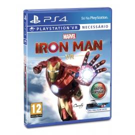 VR Marvel's Iron Man PS4 - Oferta DLC