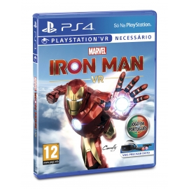 VR Marvel's Iron Man PS4