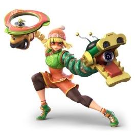 Super Smash Bros. Ultimate: Min Min Challenger Pack 6 Switch (Nintendo Digital)