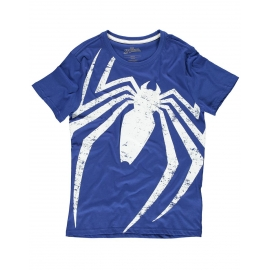 T-Shirt Spider-Man - Acid Wash Spider