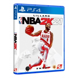 NBA 2K21 PS4 - Oferta DLC
