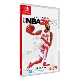 NBA 2K21 Switch - Oferta DLC