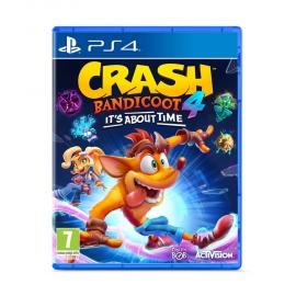 Crash Bandicoot 4: It's About Time PS4