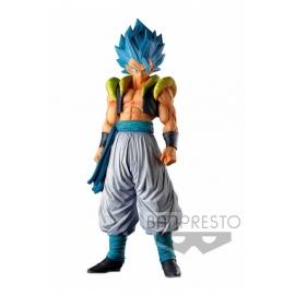 Figura Dragon Ball Super - Super Saiyan Blue Gogeta