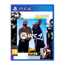 UFC 4 PS4 - Oferta DLC