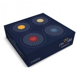 moodo - Smart Aroma Diffuser Capsules 4x (Cozzzy)