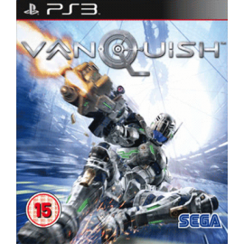 Vanquish (Seminovo) PS3