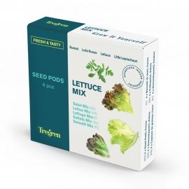 Tregren - Sementes 4x - Lettuce mix