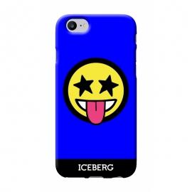 Iceberg - Soft Case iPhone SE/8/7 (smile)