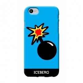 Iceberg - Soft Case iPhone SE/8/7 (bomb)