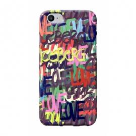 Iceberg - Soft Case iPhone SE/8/7 (wall)