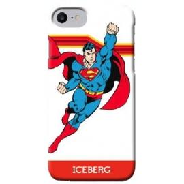 Iceberg - Soft Case Superman iPhone SE/8/7/6s/6 (flying)