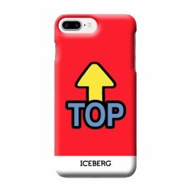 Iceberg - Soft Case iPhone 8/7 Plus (top)