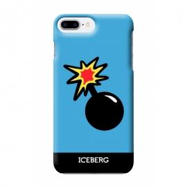 Iceberg - Soft Case iPhone 8/7 Plus (bomb)