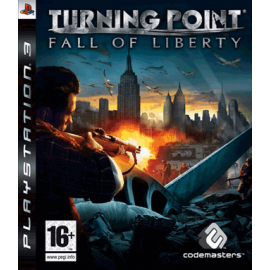 Turning Point Fall of Liberty (Seminovo) PS3