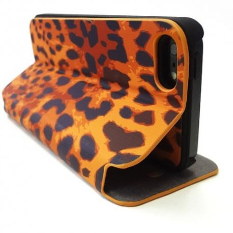 i-Paint - Double Case iPhone 5/5s/SE (leopard)