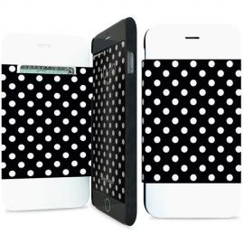 i-Paint - Folio Case iPhone 6/6s (pois)