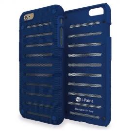 i-Paint - Metal Case iPhone 6/6s Plus (sapphire)