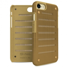 i-Paint - Metal Case iPhone 7 (gold)