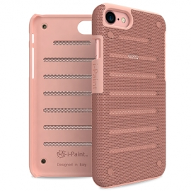 i-Paint - Metal Case iPhone 7 (pink)