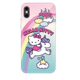 Hello Kitty - TPU iPhone X/XS (fantasy)