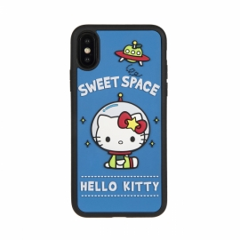 Hello Kitty - Step PVC iPhone X/XS (space)