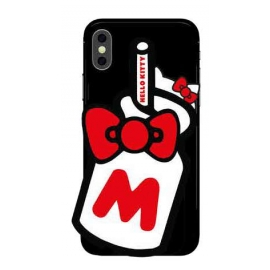 Hello Kitty - 3D iPhone XR (milk)