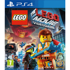 Lego Movie: The Videogame PS4