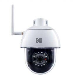 Kodak - Security Camera Outdoor Motorized EP101WG (aberta)