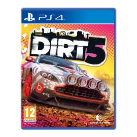 Dirt 5 PS4/PS5 (Upgrade Gratuito)