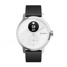 Withings - ScanWatch (42mm-white)