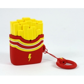 Mojipower - Bolsa para AirPods Fries