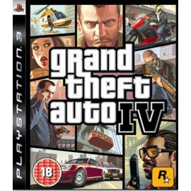Grand Theft Auto IV (Seminovo) PS3