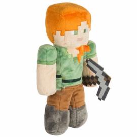 Peluche Minecraft Alex