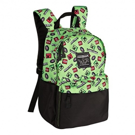 Mochila Minecraft: Scatter Creeper