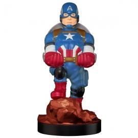 Carregador Cable Guy - Captain America