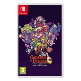 Cadence of Hyrule: Crypt of the NecroDancer Switch