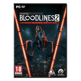 Vampire: The Masquerade - Bloodlines 2 - First Blood Edition PC