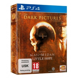 The Dark Pictures Anthology: Volume 1 PS4