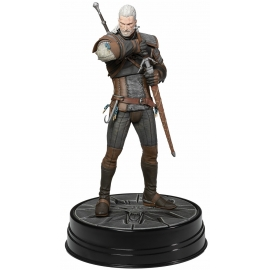 Figura Dark Horse Witcher 3 Wild Hunt - Heart of Stone Geralt Deluxe Statue
