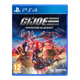 G.I. Joe: Operation Blackout PS4