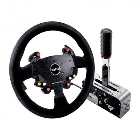 Volante Thrustmaster Rally Race Gear Add-On + Handbrake PS4/XboxOne/PC