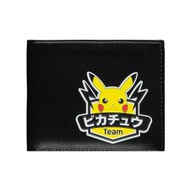 Carteira Bifold Pokémon - Olympics Team Pika